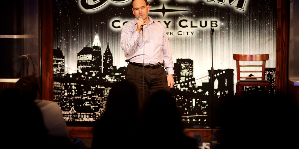 The Ivy League of Comedy feat. Myq Kaplan, Michele Balan, and Shaun Eli!