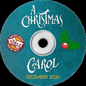OAKTON_A CHRISTMAS CAROL_BLU RAY DISC LA
