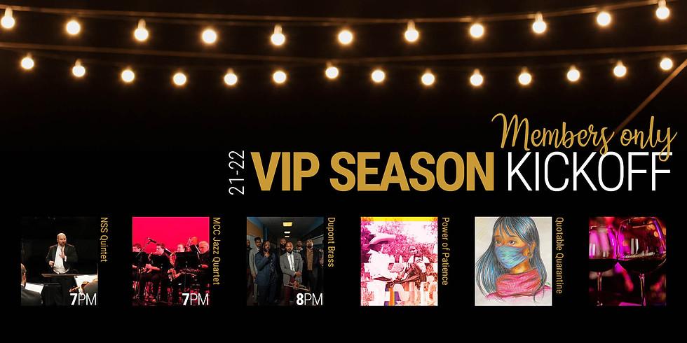 VIP Season Kickoff