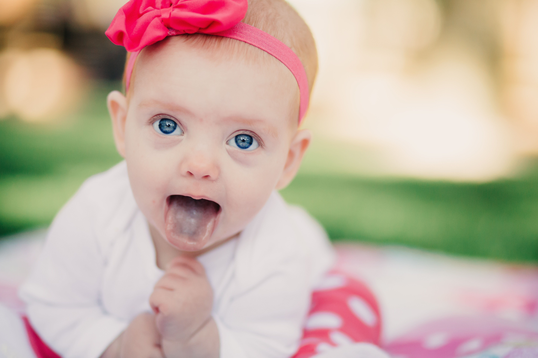 Baby Adeline