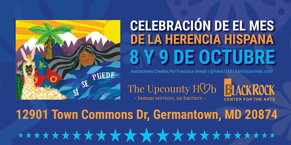 *FREE* Hispanic Heritage Month Celebration