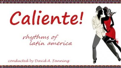 """Caliente: Rhythms of Latin America"", National String Symphonia"