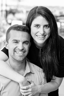 MEAGHAN and FRANK_3BW