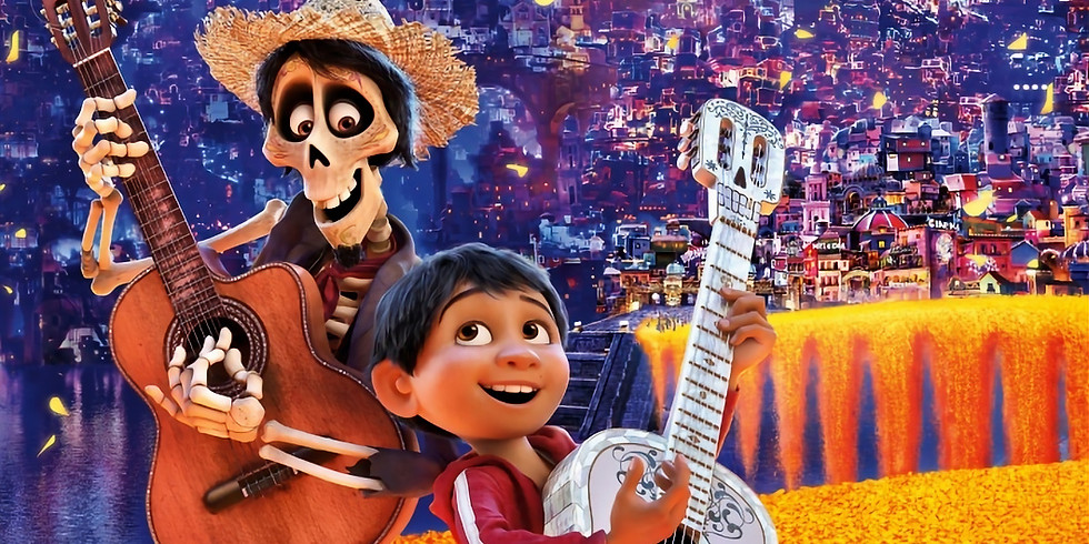 Movies Under the Stars: COCO
