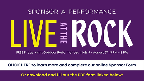 Call for Artists_LIVE AT THE ROCK (1).pn