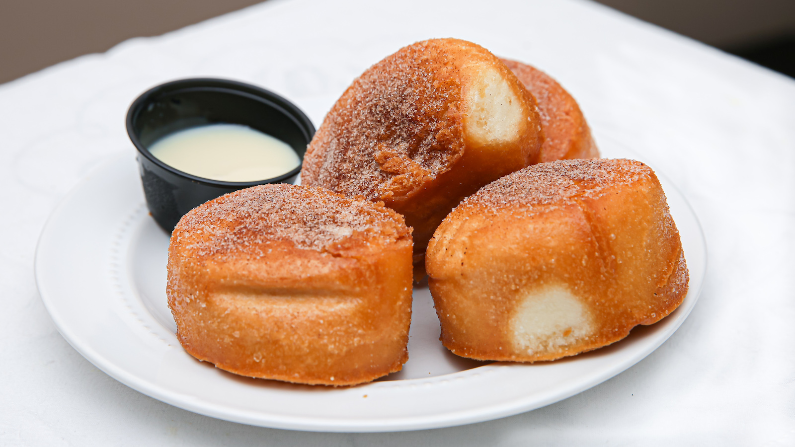 3_Fried Buns with Condensed Milk