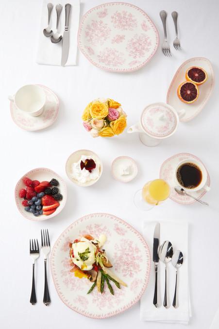 Breakfast table | Professioanl Food Stylist