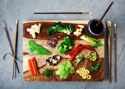 food styling art