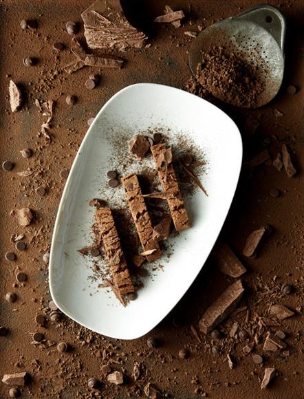 food styling Chocolate biscotti | food photography chocolate