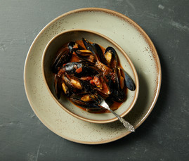 Food Stylist: Mussels
