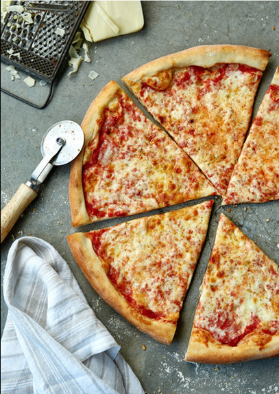 Pizza and food photography