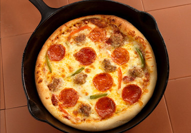 recipe developing for pizza