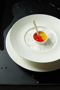 food styling caviar
