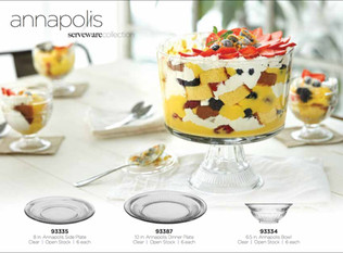 food styling for a catalog