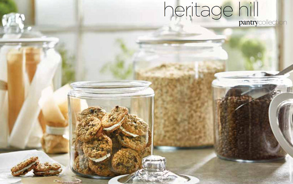 food styling oatmeal cookies