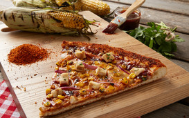 Hire a food stylist for pizza in San Francisco