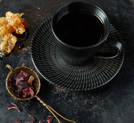 food and beverage stylist for tea