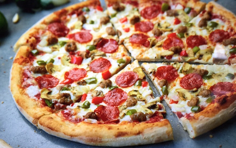 Hire a food Stylist for Pizza | pizza food photography