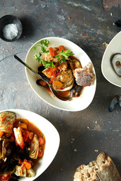 Food Stylist: Shellfish Stew