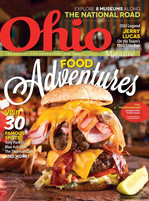 Food Stylist; for Ohio Magazine | cookbook stylist | burger stylist | burger food photography
