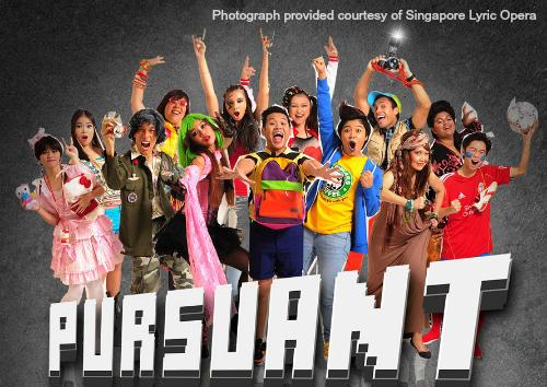 Pursuant: A Musical