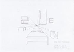 6 Box Hand Drawing