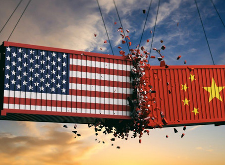 Trade War: a segunda Guerra Fria?