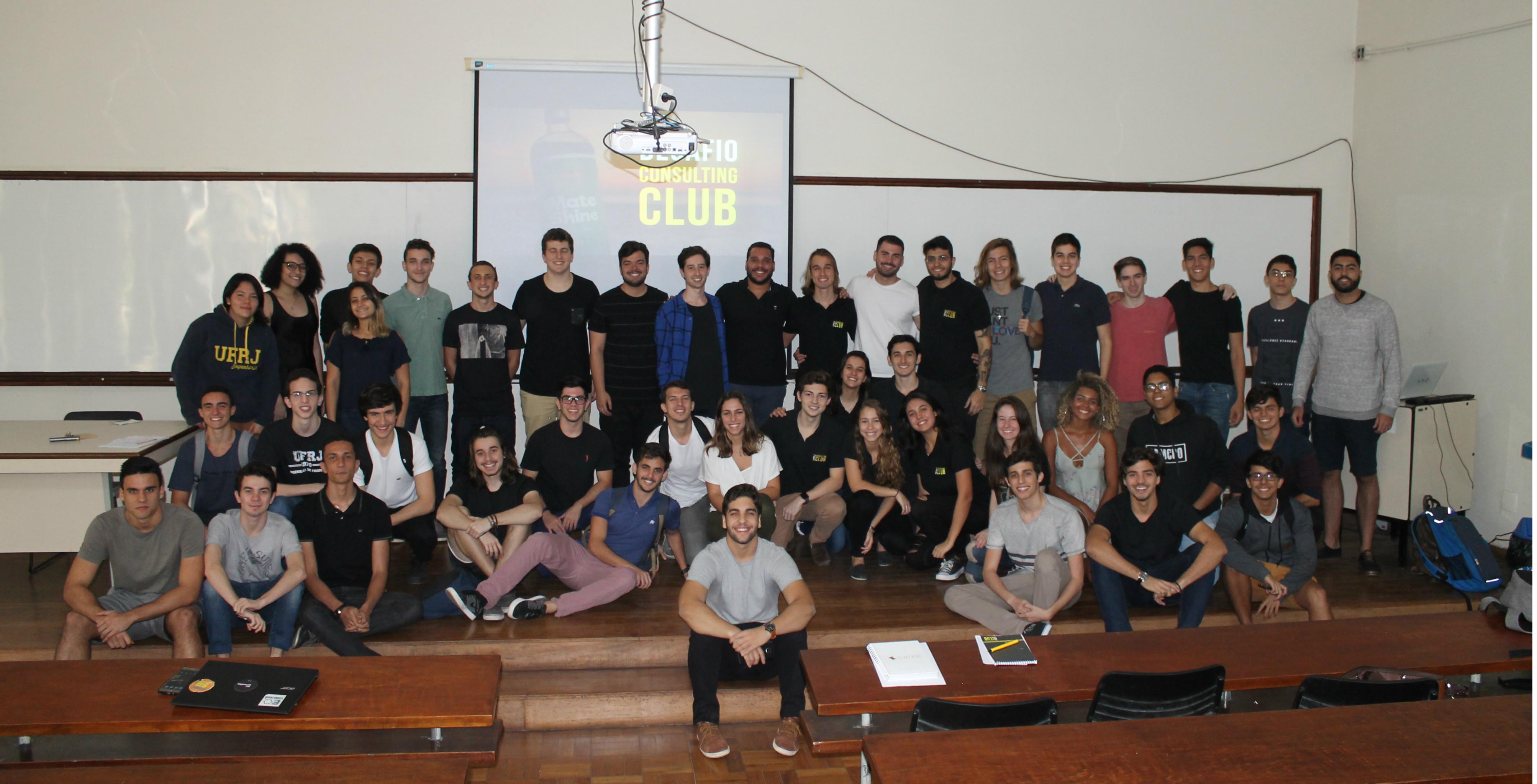 Participantes do desafio externo