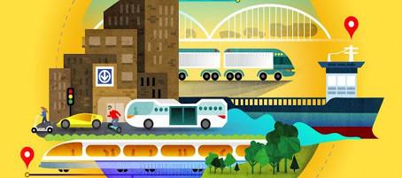 O Futuro da Mobilidade: dos Patinetes Elétricos aos Túneis Subterrâneos