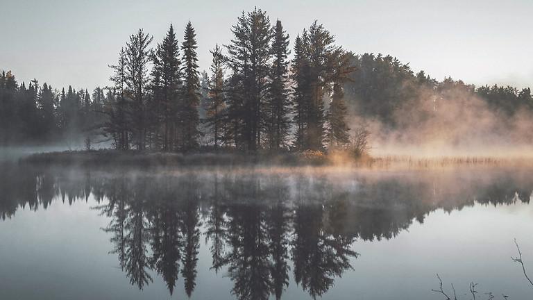 The Klafreit Christmas Lake-Walk