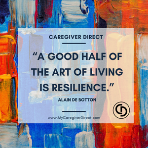 Resilience Life as a Nurse and Caregiver