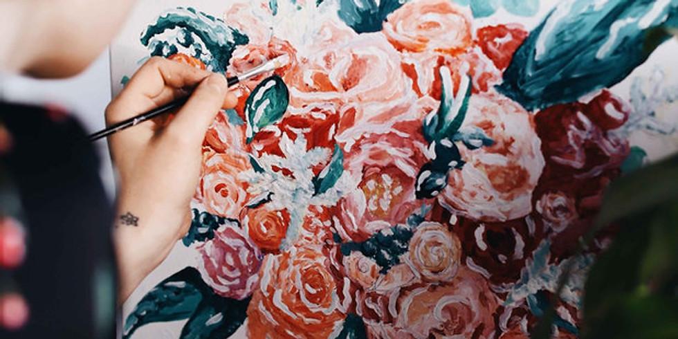 "Camellia's Wine & Design ""Couples Night"""