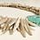 Thumbnail: Natural Crystal Quart Statement Necklace