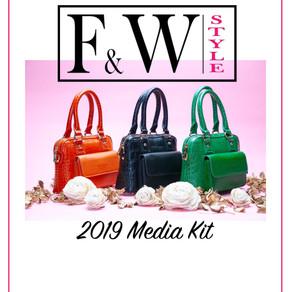 Media Kit in the works!