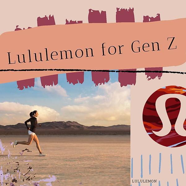 Lululemon for Gen Z