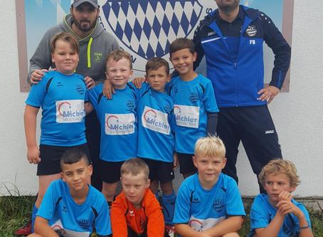 Vorbereitungsspiel  F1 Junioren TSV Gernlinden-Spvgg Langenpreising 4 : 5