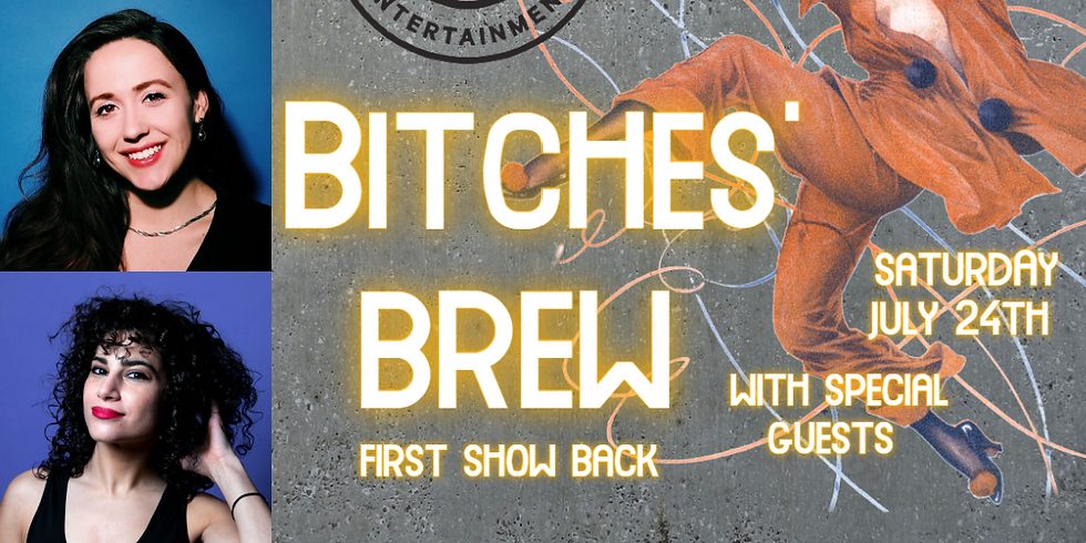 Bitches Brew at Knitting Factory