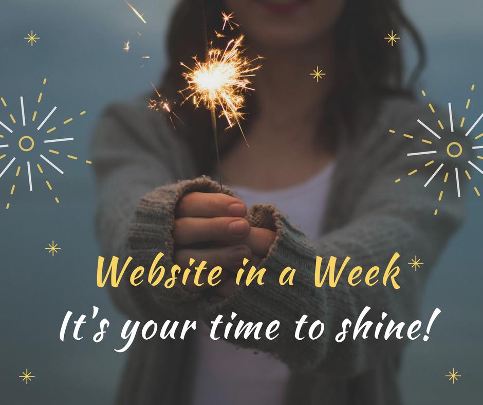 Website in a Week