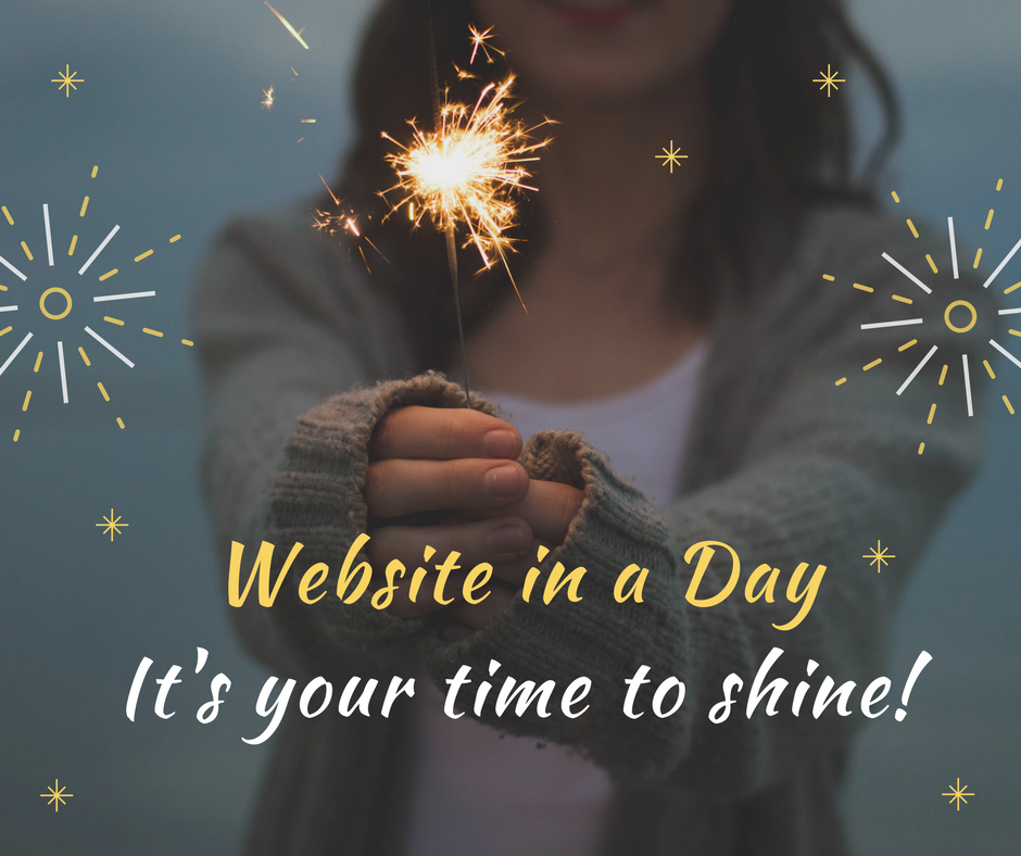 Website in a Day