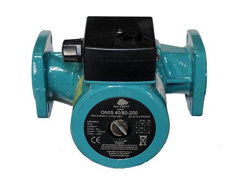 Циркуляционный насос для систем отопления OMIS 40-80/200 (фланцевое подсоед.)