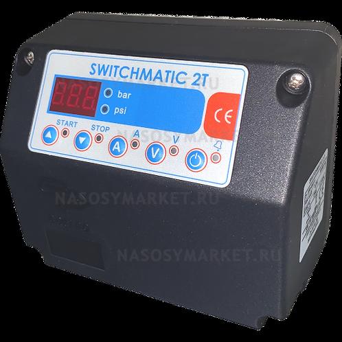 Блок управления трехфазным насосом COELBO SWITCHMATIC 2T (до 4,4 кВт)