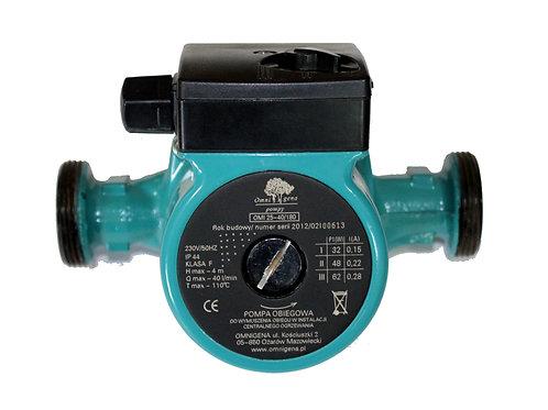 Циркуляционный насос для систем отопления OMIS 25-60/180