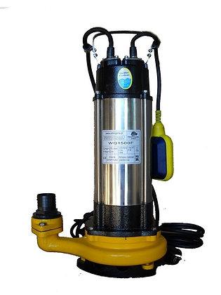 Насос погружной многоступенчатый Omnigena MULTI WQ 1500 для чистой воды