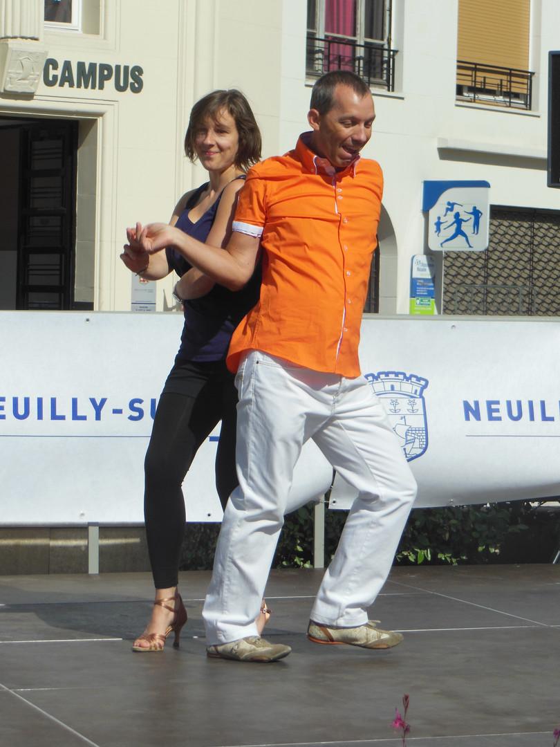 Forum des sports de Neuilly