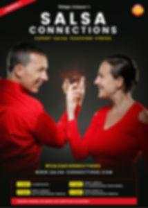 DVD SALSA CONNECTION 22-04-20 ESPAGNOL-F