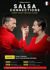 Salsa Connections cours de salsa cubaine débutants