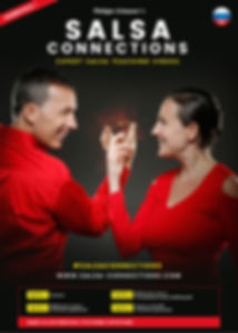 DVD SALSA CONNECTION 22-04-20 RUSSE-FLYE