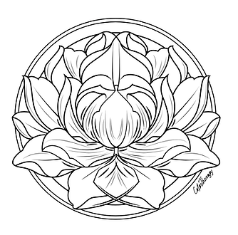 1 Relaxing Social Coloring App | Color therapy app for adults