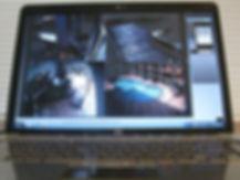 Gestion des caméras à distance