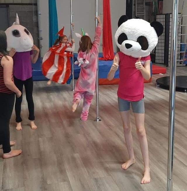 Beginner  Circus Camp ages 7-13